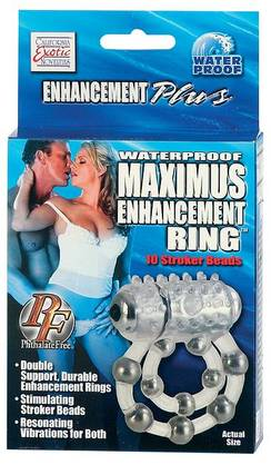 Maximus Enhancement Ring - Vibrating -  - 3002145620 - 1