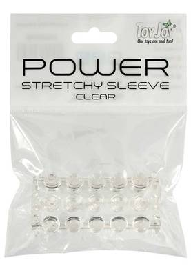 Toy Joy Power Stretchy Sleeve - Kirkas -  - 3006009940 - 1
