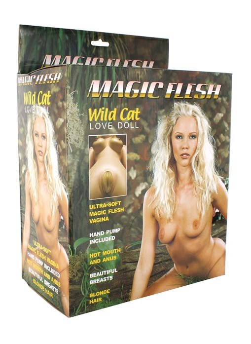 Seksinukke Magic Flesh Wild Cat Doll - Seksinuket - 50020 - 1