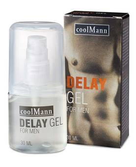 Cool Mann Delay Gel -  - 1041 - 2