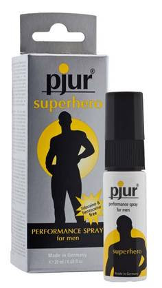 Pjur Superhero Strong Spray -  - 10450-01 - 1
