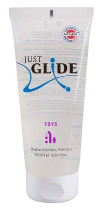 Just Glide Toys Liukuvoide 200ml -  - 4024144611133 - 1
