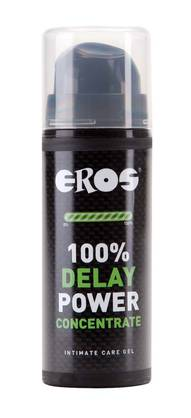 Eros 100% Delay Power Spray - Voiteet Miehille - 251543 - 1