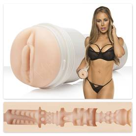 Fleshlight Nicole Aniston Fit Insertillä - Fleshlight Tekopillut - 810476014605 - 1