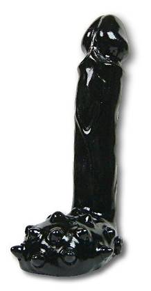 All Black 26 Dildo - Dildot - AB26 - 1