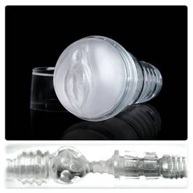 Fleshlight Vagina Ice - Crystal Insertillä - Fleshlight Tekopillut - 810476019006 - 1
