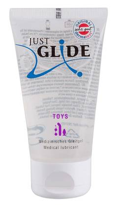 Just Glide Toys Liukuvoide 50ml -  - 4024144611126