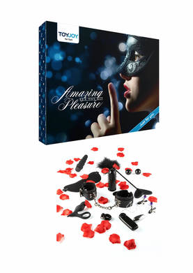 Amazing Pleasure Sex Toy Kit - 10 osaa - Seksilelusetit - 8713221417985 - 1
