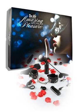 Amazing Pleasure Sex Toy Kit - 10 osaa - Seksilelusetit - 3006010078 - 1