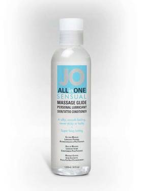 JO All in One Massage Glide Neutral -  - 796494400234 - 2
