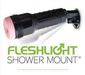 Fleshlight Shower Mount - Seinäteline -  - 810476016579 - 1
