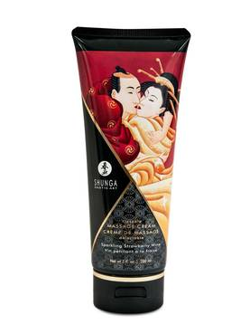 Kissable Massage Cream Mansikkaviini -  - 697309041089 - 1