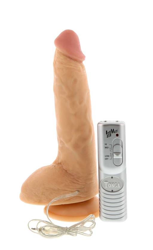 Mighty Muscle Dildo Moottorilla - Dildot - 110899 - 2