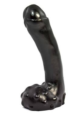 Dildo Tommy Soldier Musta -  - ARM30B - 1